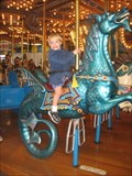 Image for Seaside Heights Carousel on Boardwalk