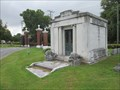 Image for J.C. Hudgins Mausoleum, Elmwood Cemetery, Norfolk, VA, USA