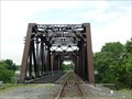 Image for Monroe CN Railroad Bridge - Monroe, Michigan, USA.