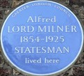 Image for Alfred Lord Milner - Manchester Square, London, UK
