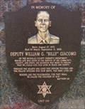 "Image for Deputy William G. ""Billy"" Giacomo Memorial, Summersville WV"