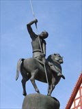 Image for St. George statue on the St-George-Brunnen - Igenhof, Germany