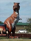 Image for Tyrannosaurus Rex - Glen Rose, TX