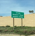 Image for Officer Richard T. Steed Memorial Highway - San Clemente, CA