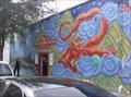 Image for UTC Dragon Mural, Gainesville, Fla