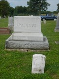 Image for Benjamin M. Prentiss - I.O.O.F. Miriam Cemetery - Bethany, Mo.