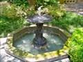 Image for Highland Park UMC Fountain - Dallas TX