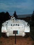 Image for Personnel Carrier - Lynx U.N. Markings - Moose Jaw, Saskatchewan