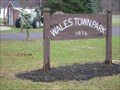 Image for Wales Town Park  -  Wales, NY