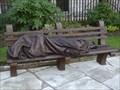 Image for 'Homeless Jesus' - Liverpool, Merseyside, UK.