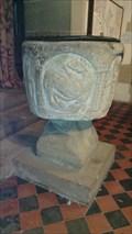Image for Font - Church of the Holy Cross, Ilam-Moor Lane, Ilam, Staffordshire. DE6 2AZ