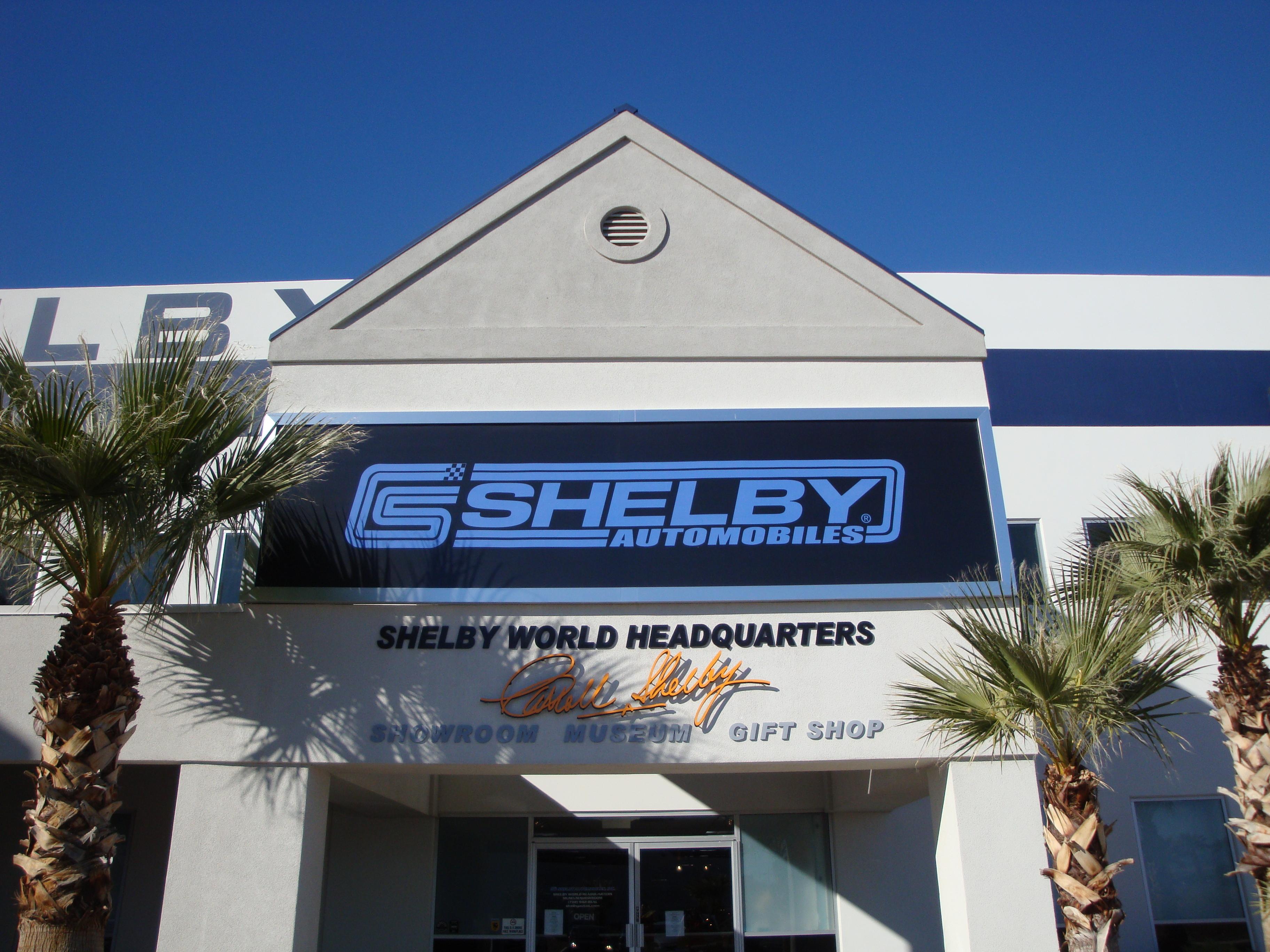shelby museum las vegas motor speedway