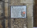 Image for Barbican Gate - Castle Gate, Lewes, UK