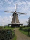 """Image for Cornmill """"De Olde Zwarver"""" in Kampen, the Netherlands."""