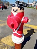 Image for Liverpool's Painted Hydrant - Liverpool, NS