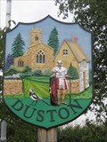 Image for Duston - Village sign - Northants