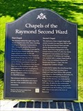 Image for Chapels of the Raymond Second Ward - Raymond, Alberta