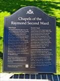 Image for Chapels of the Raymond Second Ward - Raymond, Alberta