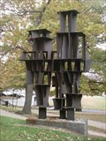 Image for Don Drumm Sculpture - Kent State University - Kent, OH