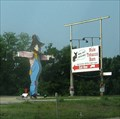 Image for Hillbilly whirygig sign, Rolla, Missouri