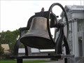 Image for Bell - Old Paisley School Bell, Oregon