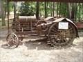 Image for Noccalula Falls, Gadsden Alabama - Old Tractor