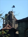 Image for Fonthill Castle Weathervane - Doylestown, PA