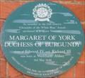 Image for Margaret of York - Highbridge Street, Waltham Abbey, Essex, UK