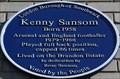 Image for Kenny Sansom - Morton House, Otto Street, London, UK