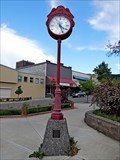 Image for Donald Neil Sutherland Clock - Williams Lake, BC