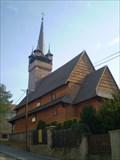 Image for Drevený kostelík Blansko - Czech Republic