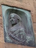 Image for Elizabeth Gaskell Relief Bronze - Knutsford, Cheshire, UK.