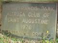 Image for Saint Francis Park Bicentennial Project - St. Augustine, FL