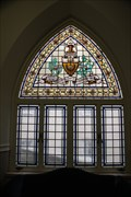 Image for Old Main Class of 1909 Window -- Main Building, University of Texas, Austin TX