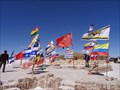 Image for Dakar Monument - Salar de Uyuni, Bolivia