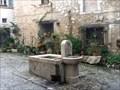 Image for Fontaine de la Placette - St-Paul-de-Vence, Alpes-Maritimes, France