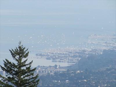 Sausalito and Marina, Marin County, CA