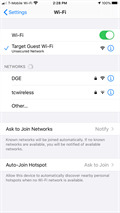 Image for Target - Wifi Hotspot - Hayward, CA, USA