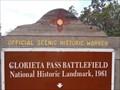 Image for Glorieta Pass Battlefield - Santa Fe, New Mexico, USA