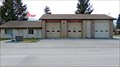Image for Canal Flats Fire Hall