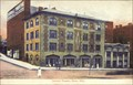 Image for Gothic Bldg and Colonial Theatre - Akron, Ohio