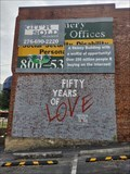 Image for Fifty Years of LOVE ~ Gate City, Virginia - USA.