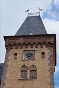 Image for Town Hall Clock - Zell, Germany
