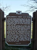 Image for Wisconsin's First 4-H Club Historical Marker