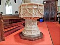 Image for Baptism Font - Christ Church Cathedral - Fredericton, NB