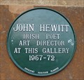 Image for John Hewitt - Herbert Art Gallery, Coventry, UK