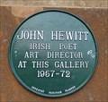 Image for John Hewitt - Herbert Art Gallery, Coventry, UK