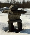 Image for Anderson Road Inukshuk, Ottawa, Ontario