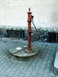 Image for Stará rezavá pumpa - Nádražní c.p. 540, Modrice, okres Brno-venkov, CZ