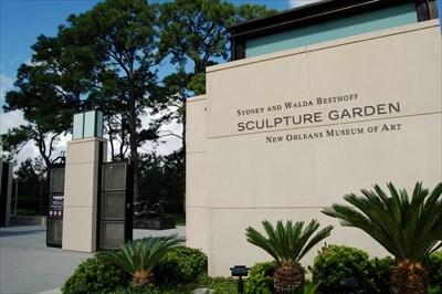 The Sydney And Walda Besthoff Sculpture Garden New Orleans La Sculpture Gardens On